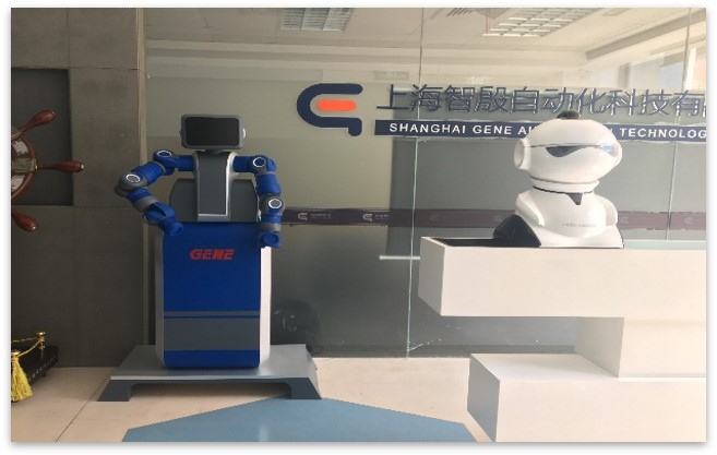 Shanghai GENE Automation-Suzhou GENE Automation Co., ltd. -robotic laser cutting machine -handling robot