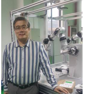 Dr. Yonglin Chi CEO of GENE Automation -Suzhou GENE Automation -robotic laser cutting robotic laser welding robotic handling